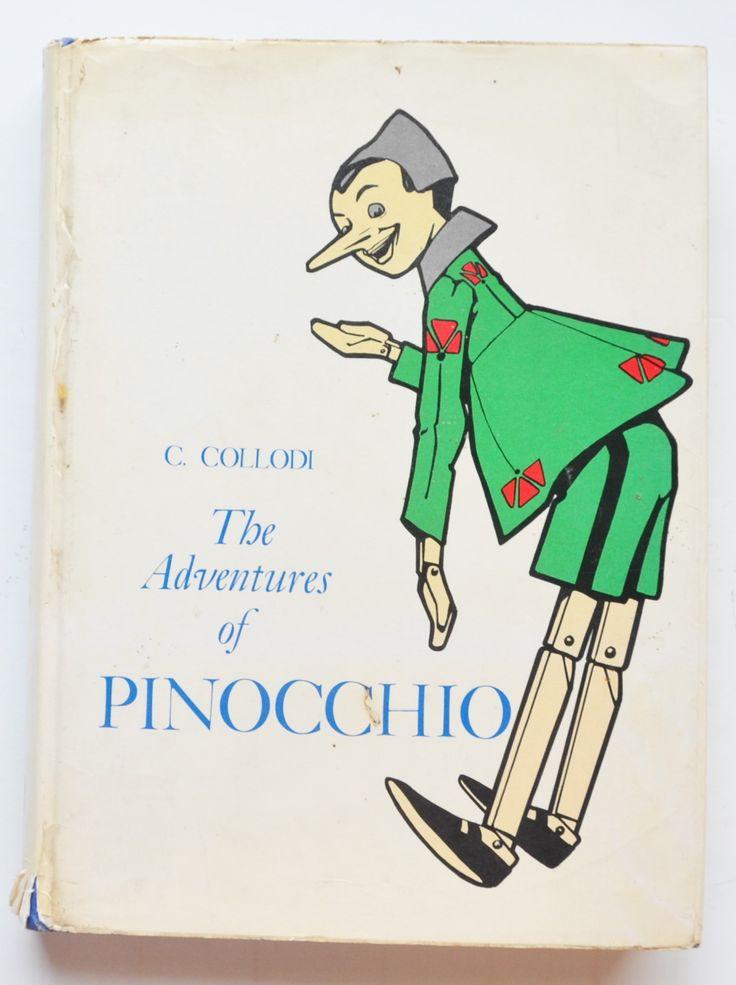The Adventures of Pinocchio by C. Collodi ; Translated from the Italian by Carol Della Chiesa ; Illustrated by Attilio Mussino