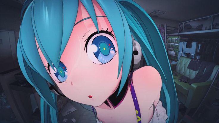 Hatsune , eye fish Animes Girls Pinterest Eyes and Fish
