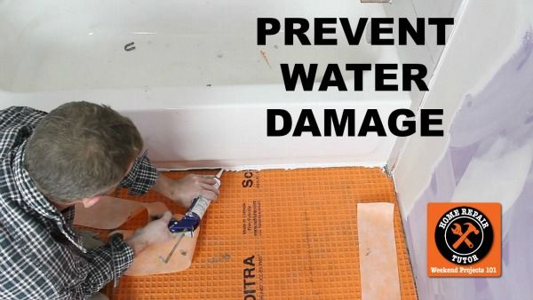 Are you afraid of water leaks? I am… Unfortunately my worst nightmares have come true a few times.   Not as bad as Tom Hanks in Money Pit but close. When your wife tells you there's water leaking from the ceiling it's not good.   That said, I've learned a 7 strategies to prevent water damage from happening. …