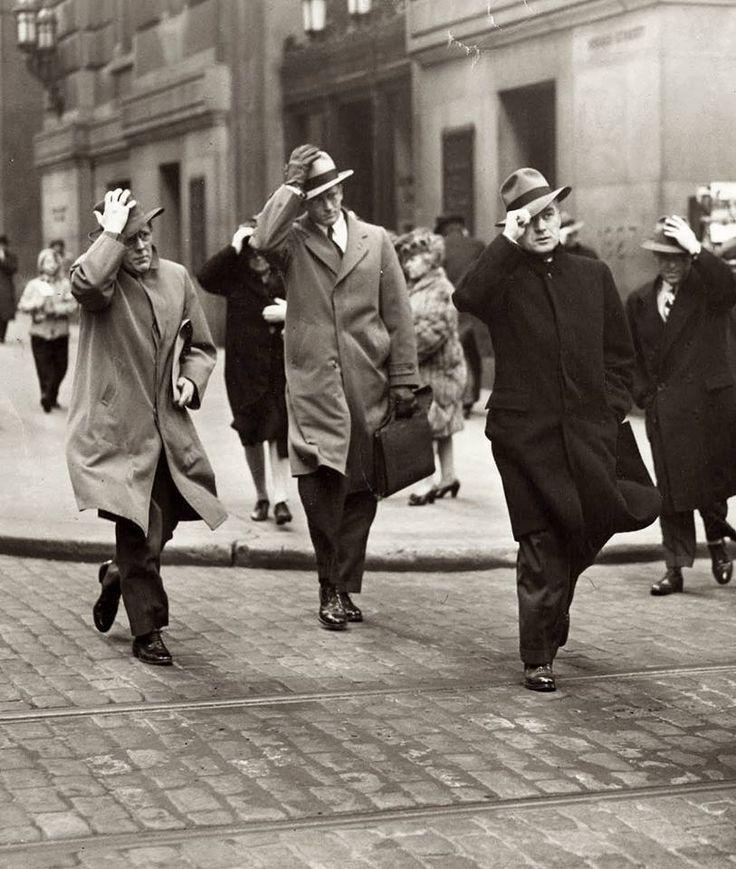 Windy Day in Philadelphia (1947)