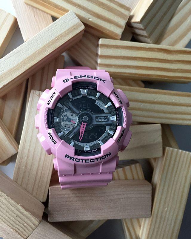 7e72c2f271fb G-Shock GMA-S110MP-4A2 Women s S Series Watch G Shock Watches