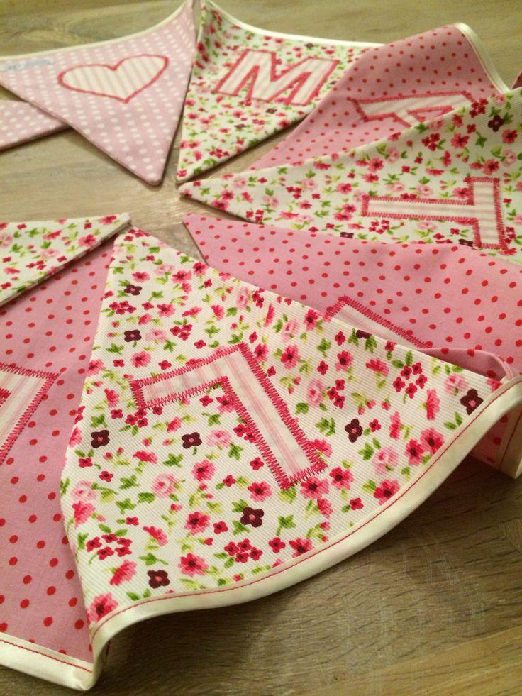 Matilda by Buddy Bunting Vintage inspired fabrics