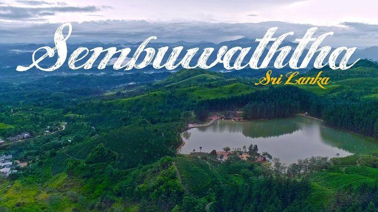 Man-Made Lake created by Natural Spring Water - Sembuwaththa - Sri Lanka #Videography