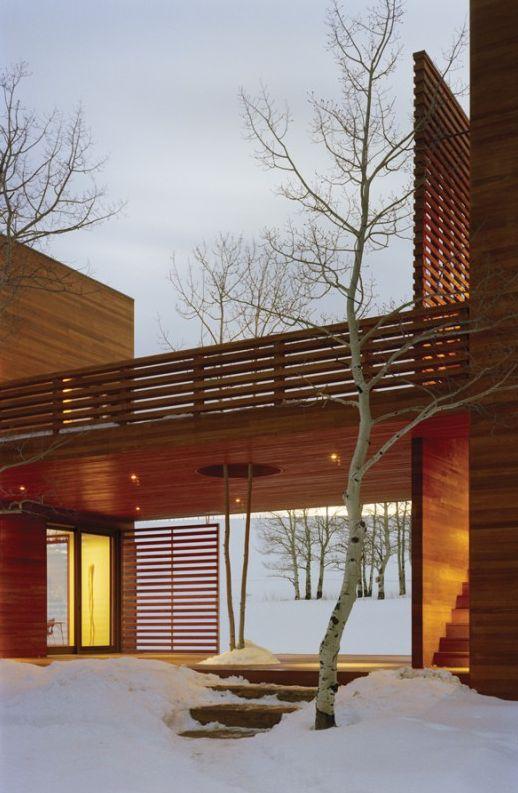 maya lin / box house, telluride