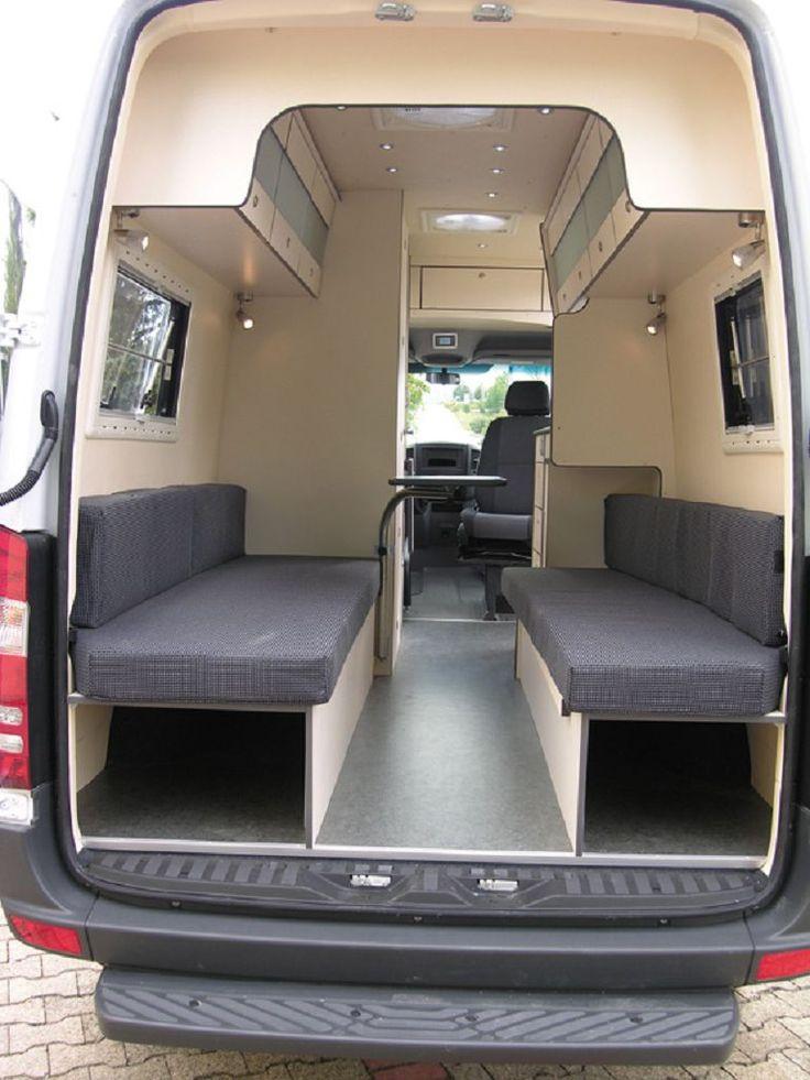 Hochwertige kompakte Reisemobile von HRZ Reisemobile GmbH aus Öhringen... - Dekore & Designs
