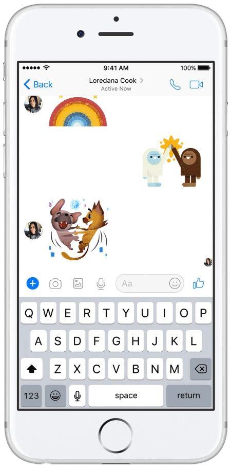 Los comentarios con GIFs llegan a Facebook!   Facebook permite los GIFs en la sección de comentarios desde Web y en los apps para iOS y Android gracias a la integración con Giphy.  Si los emojis y palabras no son suficientes ahora exprésate en Facebook con GIFs.  La red social anunció esta semana que la sección de comentarios ya permite este reconocido y archipopular tipo de archivos tanto en la versión Web de Facebook como en los apps para iOS y Android.  El lanzamiento de la compatibilidad…