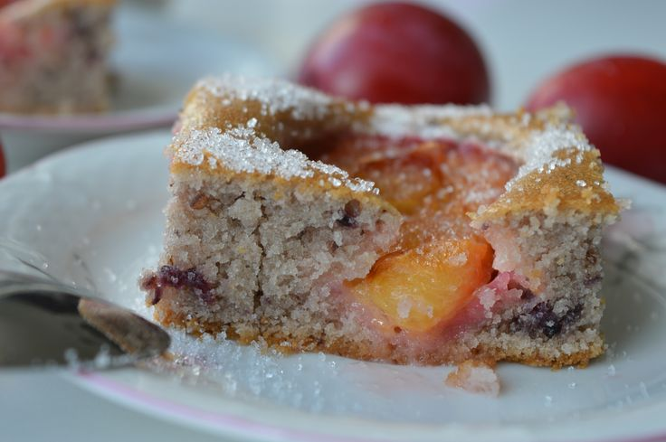 Quick-and-easy Plum Pie | cookslovak