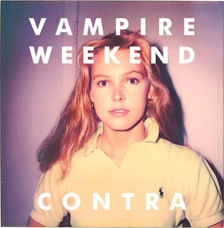 Contra - VW's second album. They were sued for using this pic without the model's permission. Their Contra tour was out of this world, regardless!