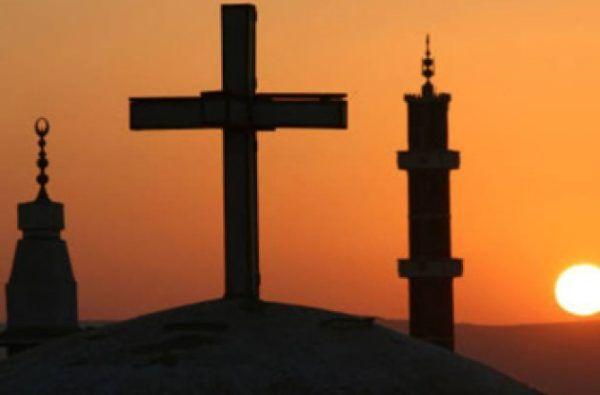 Ratusan muslim ikuti syukuran rehabilisasi gereja Katolik