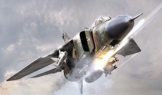 aerosngcanela: Mikoyan-Gurevich MiG-23