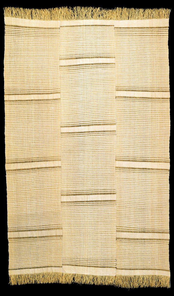 Africa Wrapper made from Raffia from