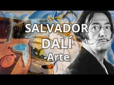 ▶ Salvador Dalí (Figueras, 1904 -- Figueras 1989) - Grandes Maestros del Arte - Educatina - YouTube