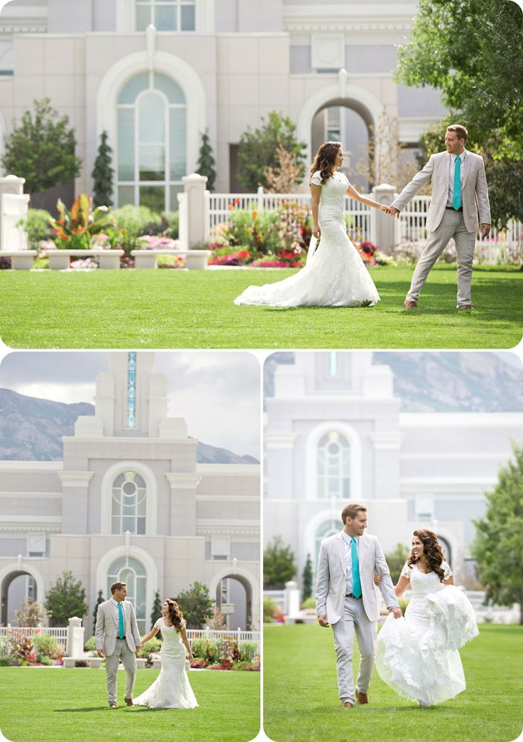 Utah Wedding Photographer Mount Timpanogos Temple