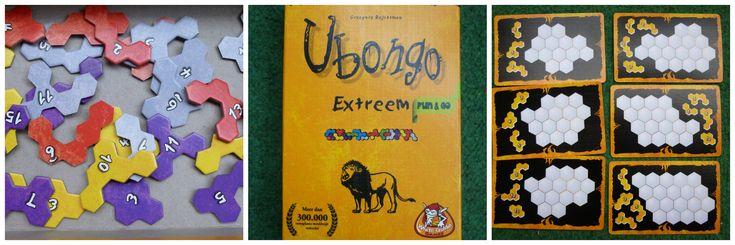 Compacte verpakking, ideaal dus om mee te nemen op vakantie. Voor 1 - 4 spelers. Ubongo Extreem Fun & Go daagt je uit de puzzels op te lossen.