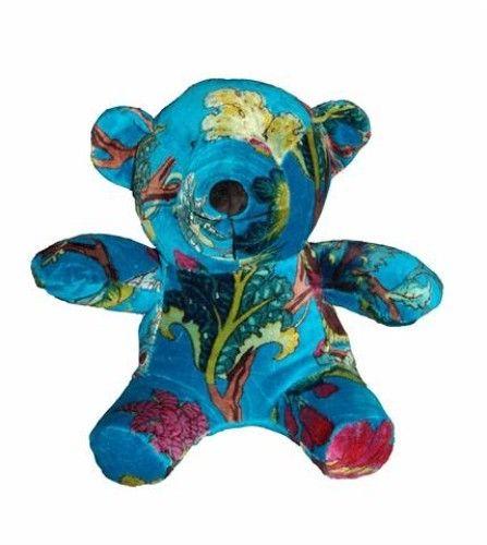 Blue Bear Toy