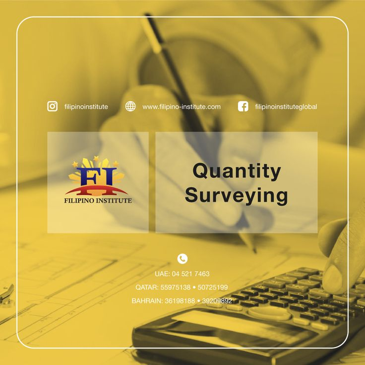 Quantity Surveying Course is designed to train in an easy