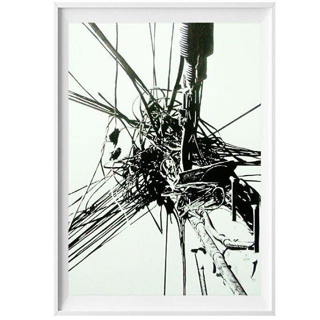 Finalizado!  Tinta sobre papel opalina 100x70 cm  #draw #ink #cityscape #art #arte  #contemporaryart #paper #julianpito #popayánart #arteenpopayán #drawing #artworks