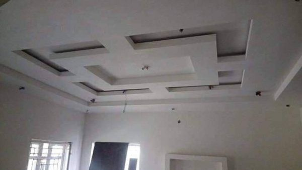 Affordable False Pop Ceiling Design In Nigeria Komback New Ceiling Design House Ceiling Design Ceiling Design