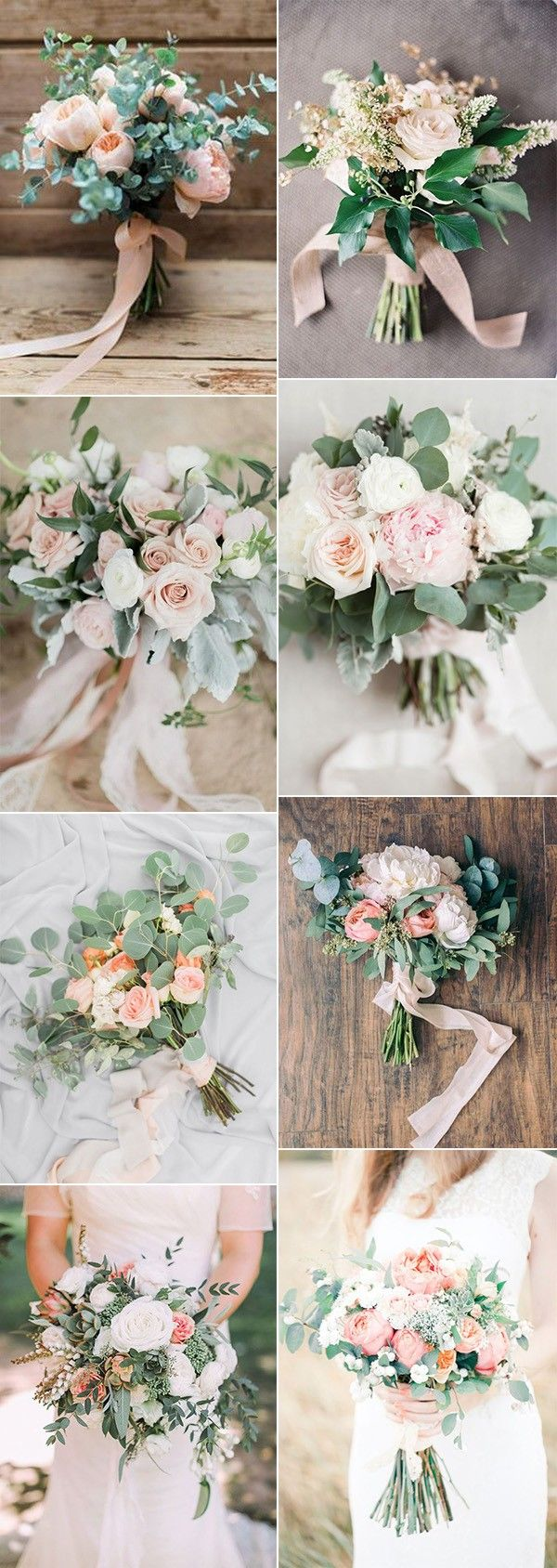 25 Brilliant Wedding Bouquets for Spring/Summer 2019