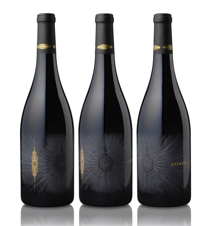 Animist Wine on Packaging of the World - Creative Package Design Gallery