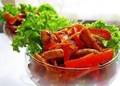 Салат из курицы по-китайски