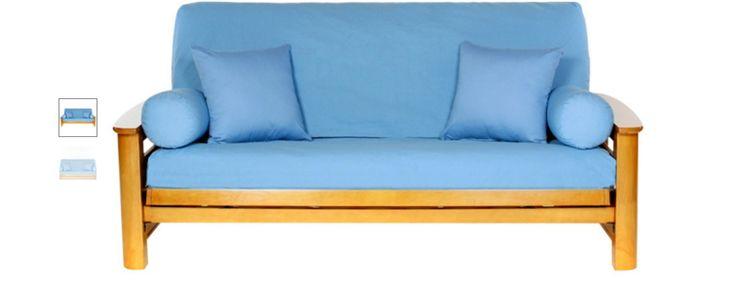 futon cover canvas $37