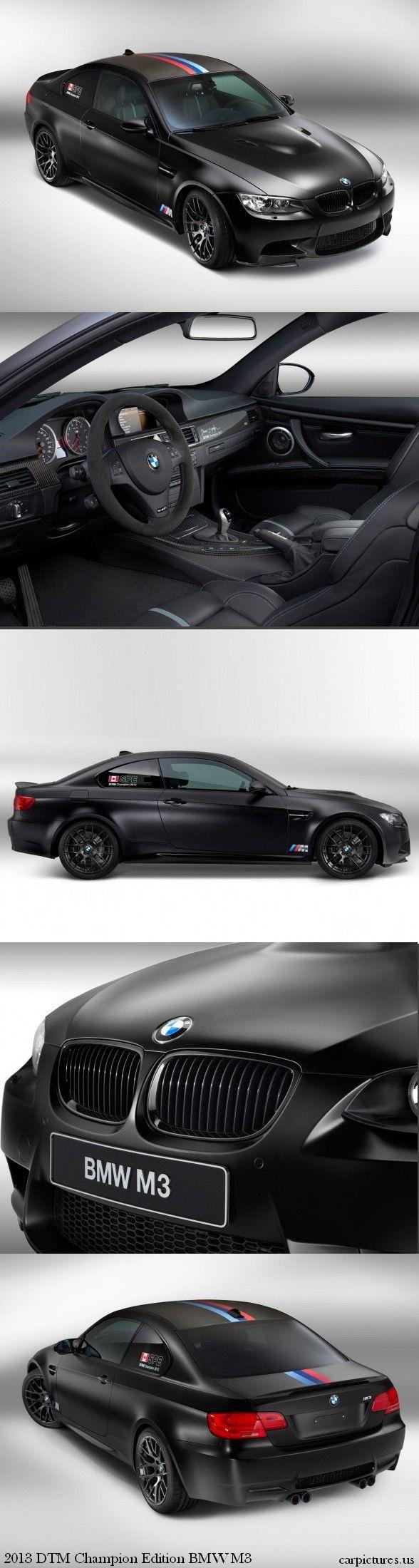 2013 BMW M3 M Sport Champion Edition