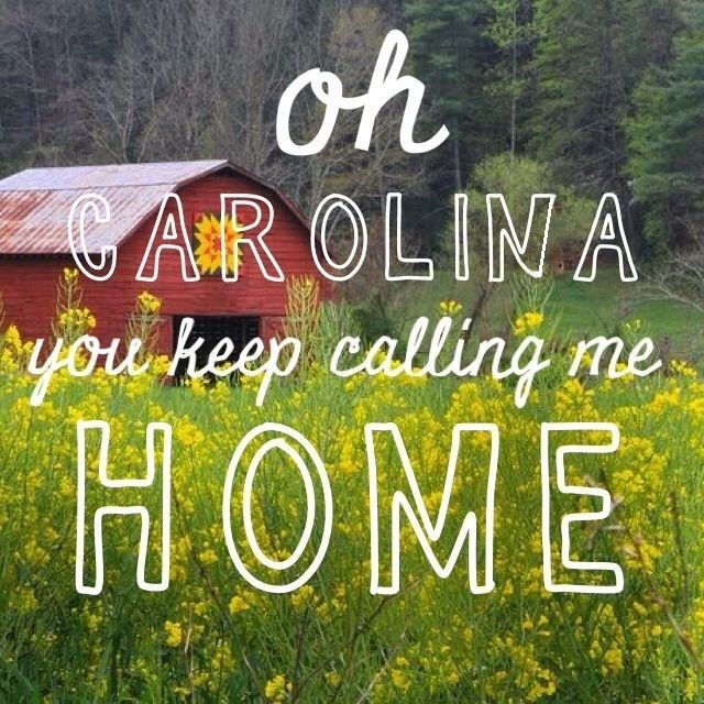 Oh, Carolina