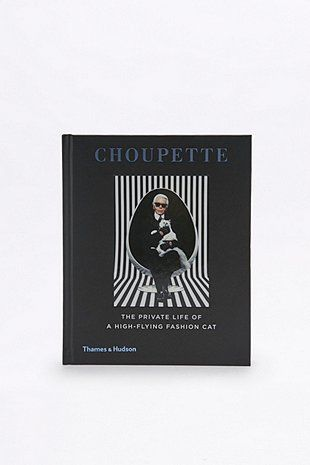 Choupette: The Private Life of a High-Flying Fashion Cat Book