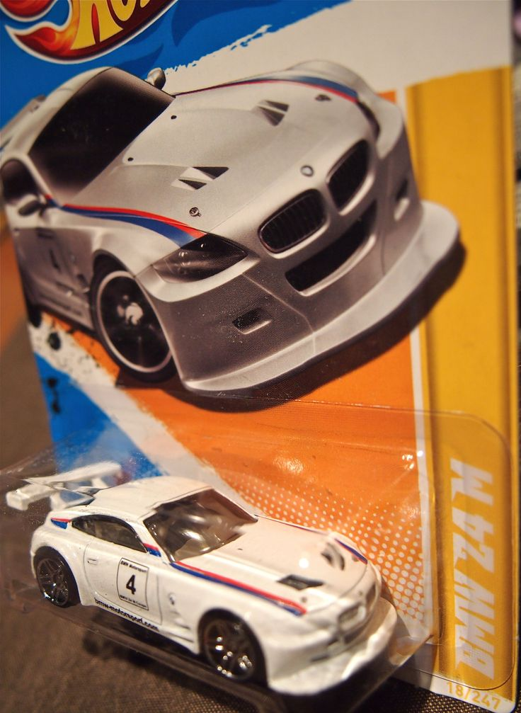 Hot Wheels Z4 M Race Car Hot Wheels Pinterest Wheels