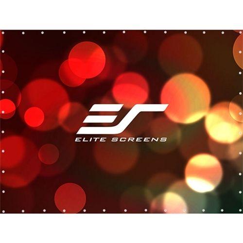 "Elite Screens - DIY Pro Series 145"" Outdoor Projector Screen - White"