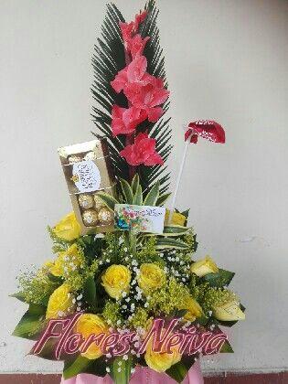 Decora tu vida con flores neiva 3153335017
