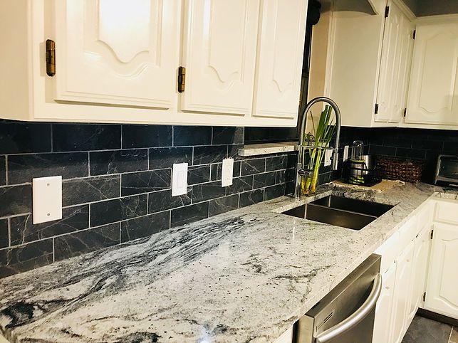 Kitchen Makeover Granite Countertops