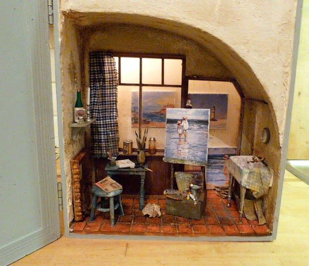 17 Best Images About Dioramas On Pinterest