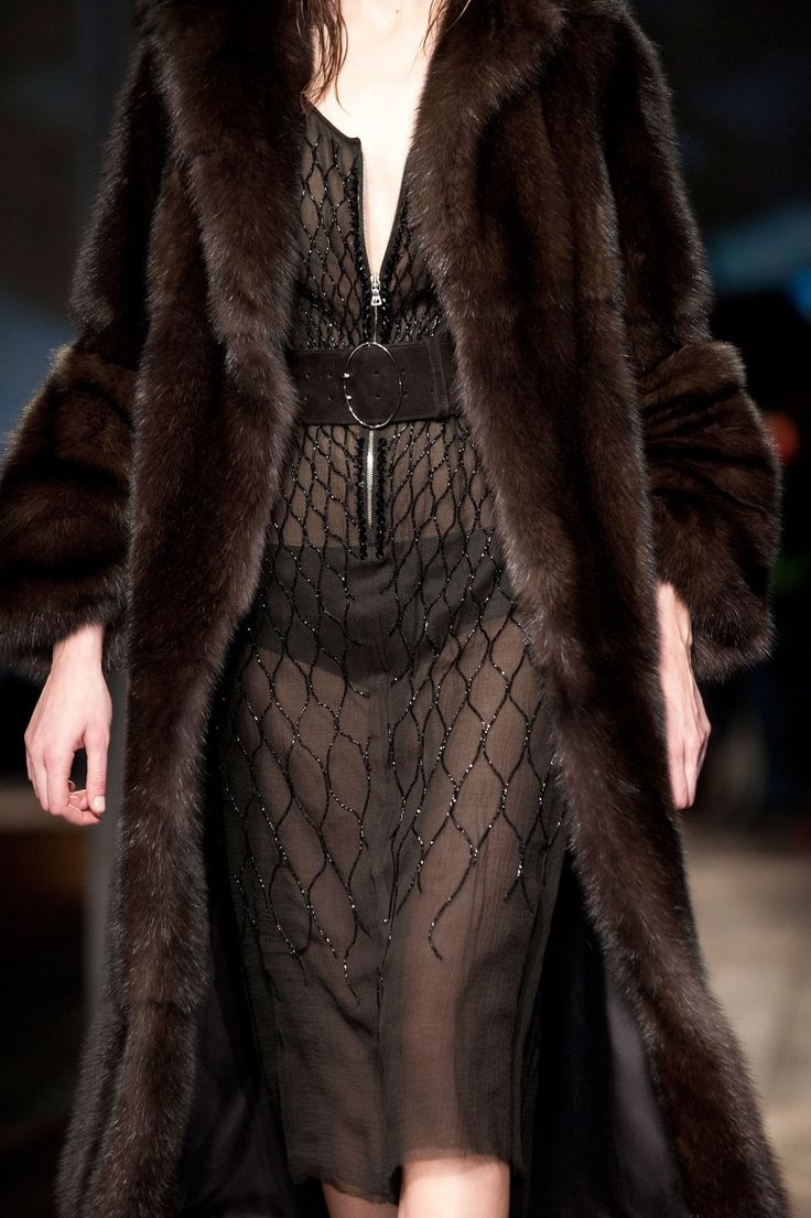 Lady of the North {{Prada FW 13}}