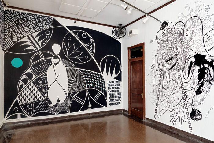 Future Perfect Artistic Installation Future Perfect Art Center