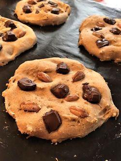 Des cookies super booons ! (sans sucre et sans matière grasse)