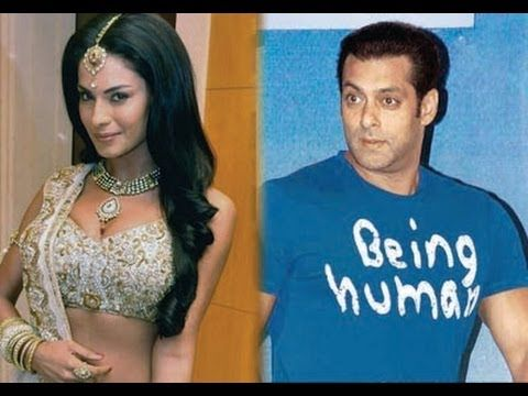 OMG ! Veena Malik wants to KISS Salman Khan.