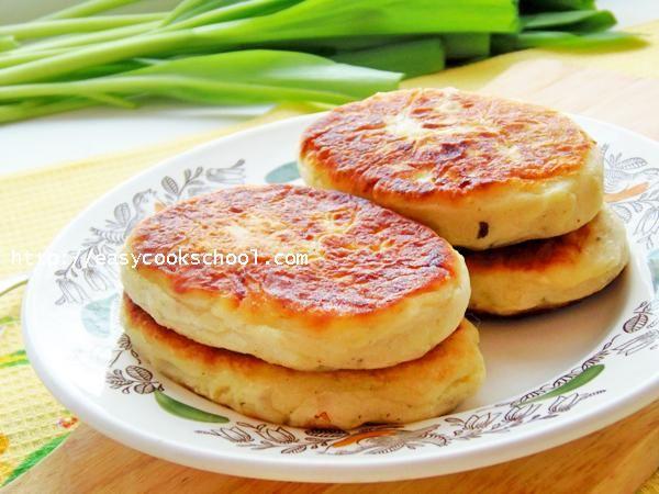 Котлеты из картофельного пюре: рецепт с фото   Легкие рецепты