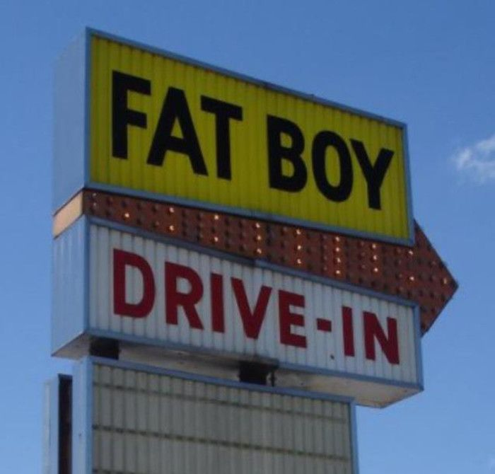 Best burger spots in Maine 1. Fat Boy Drive-In, Brunswick