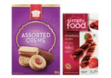 Simply Food Fruit Twists(108g) or Peek Freans cookies -  $1.99 EACH!
