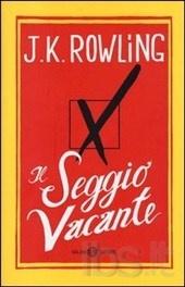 28/12/12: Con 'Il seggio vacante' J.K. Rowling firma un romanzo sulla società contemporanea, una commedia sulla nozione di impegno e responsabilità. In questo libro di conflitti generazionali e riscatti le trame si intrecciano e i personaggi rimangono impressi come un marchio a fuoco