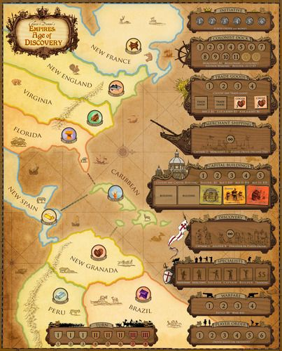 Age of Empires III: The Age of Discovery | Image | BoardGameGeek