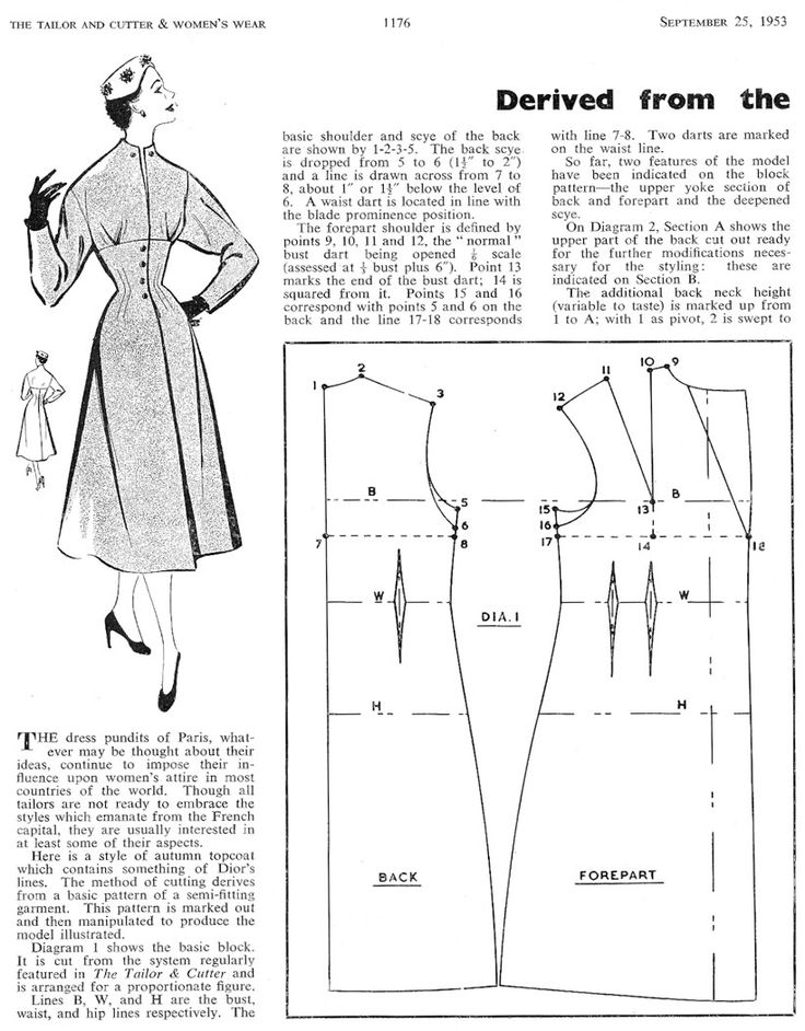 2169 best Vintage sewing images on Pinterest   Sewing patterns ...