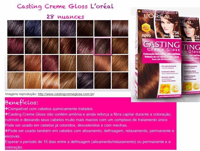 Casting Creme Gloss L'oréal