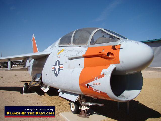 LTV Corsair II Bureau Number 154407  in Albuquerque
