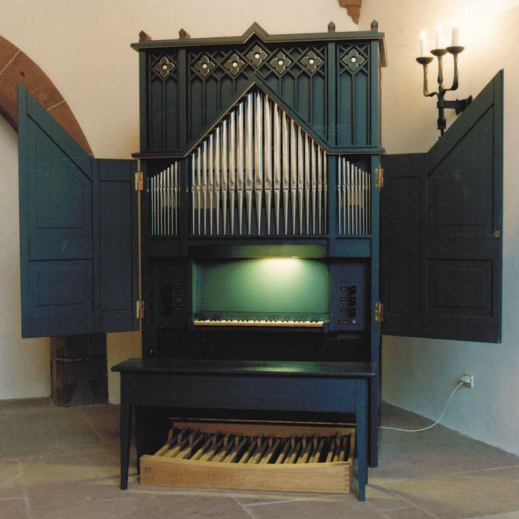 Ev. Kirche |Lambrecht | Orgelbau Göckel GmbH