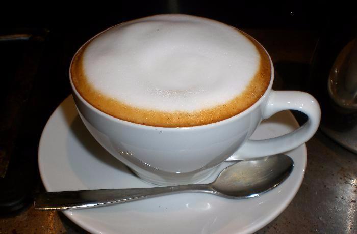 Domáce kapučíno ako z kaviarne... a to bez napeňovača mlieka!!!!