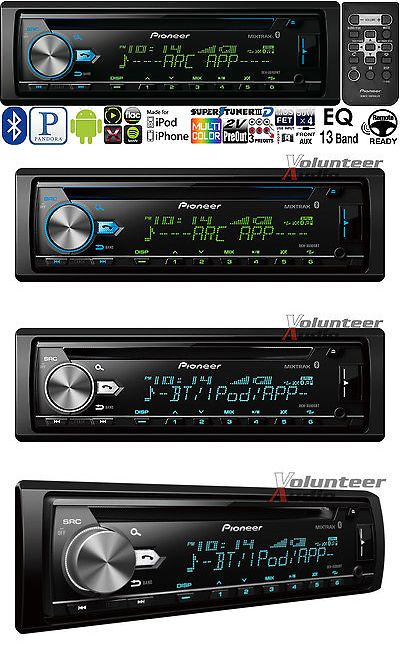Car Audio In-Dash Units: Pioneer Car Stereo Radio Bluetooth Cd Player Android Pandora Iphone Usb Aux -> BUY IT NOW ONLY: $110 on eBay!