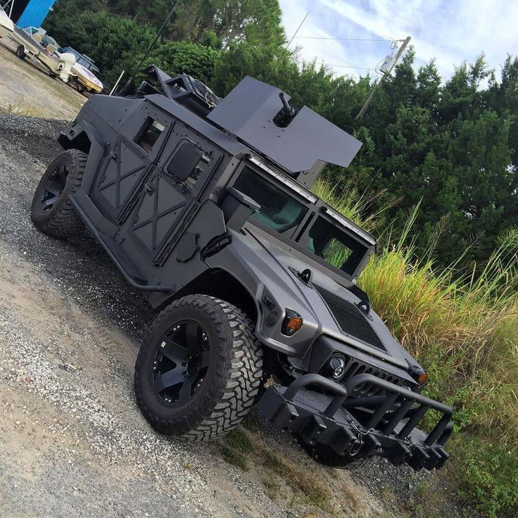 """#h1 #armored #hmmwv #beastmode #zombieapocalypse #orh4x4 #hummer"""